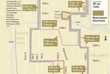 Salt Lake City Marathon / April 20, 2013 / by KSL News