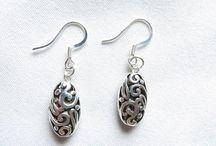RitzyandGlitzy Earrings / by RitzyandGlitzy