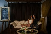 Photo Booth Decor / Since 1925 the photo booth has been capturing our images and our imaginations. Vintage Ambiance shares inspirations for your wedding or events photo booth with a vintage flair. / by Vintage Ambiance
