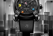Cool watches / by Yi Dong
