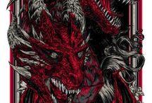 Dragonlore / by Sarah Swetlow