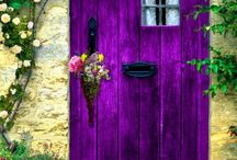Doors and..... / by Alice Bloyd