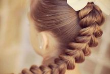 Hairstyles for Girly / by Jessica Hughes