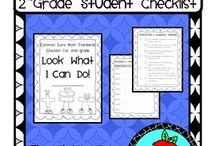 2nd grade / by Erica Madray