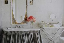 bathrooms / by Melanie Turner