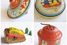 Speelgoed  en old toys / by Anita V.