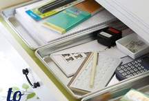 I think I can...BE ORGANIZED / by Kari Bell