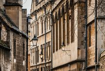 England - Oxford, London, and Countryside / by Amanda Lee