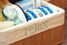 Bathroom Decor Ideas / by Marcia Shepherd