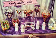 Aubrey's 7th!!  / Birthday party ideas / by Ana Santos