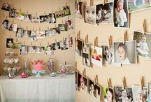 :: Cora's 1st birthday / by Christina Umbriaco
