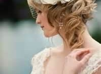 Bridal Hairstyles and Accessories / by Katrina Mraz