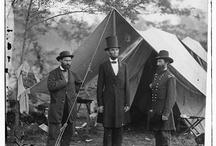 History- Civil War / by Mary Anderson-Cave