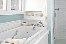 Cozy Bathrooms / by Girly Template