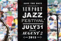 2015 Newport Jazz Festival / July 31 - August 2, 2015 / by Newport Jazz