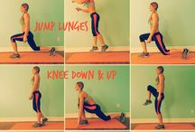 health & fitness. / by lauren kramer