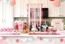 party ideas / by Rachel McPhillips