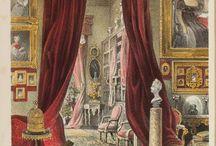 Writing a story (1800's) / by Pinar Kumru
