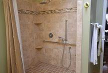 handicapped bathroom / by Pat Neiheisel