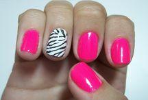 Fingernails / by Tiffani Holder