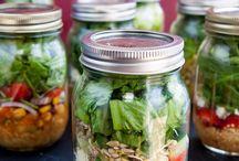 salads / by Rhonda Smith