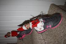 Elf on the shelf / by Kate Kennedy