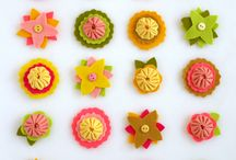 Lovely Felt Crafts / by Mollie Johanson