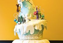 DECORATING CAKES / by Francoise Barbera Duarte