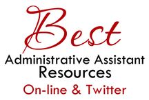 Admin. Assist. & Career Resources / by Wanda Miranda