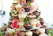 Cupcake Towers / by Debra Richter-Silnicki