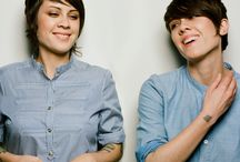 TEGAN and SARA for good / I'm not a lesbian guy,but I think you are lovely.Saw you at Northside in June 2013 - nice show. / by Flemming Møller