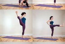 Yoga / by Kiarra Schilder