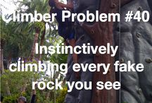 Rock climbing/ Recreational Activities / by Kaylee Andrews