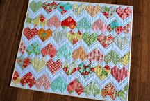Heart to Heart quilts / by Rebecca Biddle