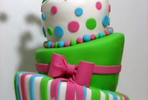 Cakes *-* / by Montse Bascur