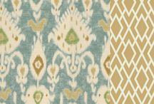 Fabrics for home / by Amy Smith