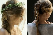 Hairstyles / by Alaura V