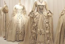 Historical Costumes - Baroque and Rococo / Baroque and Rococo Baroque dress, either genuine, reproductions or art. (16th and 17th Centuries) / by Audra Batter