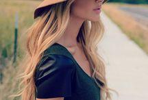 aspring + summer fashion / by hannah saxey