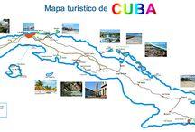 Guía turística de Cuba / Fotos de los lugares más hermosos e interesantes de Cuba. Mapa de playas, sitios históricos, edificaciones antiguas, monumentos, instalaciones turísticas y todo lo que vale la pena conocer de este país. / by NorfiPC