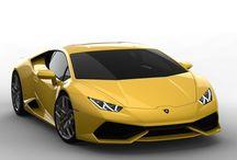 Lamborghini Huracan / by Carlos Rodriguez