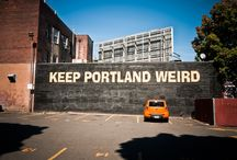 Oregon / by Jane Garrity
