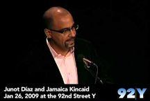 Poetry Videos | 92Y Readings / Learn more about 92Y Poetry: http://92Y.org/Poetry  / by 92nd Street Y 92Y.org