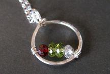 Jewelry Inspiration / by Christina Gann