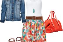 Cute clothes and hair! / by Tassy Heckman