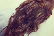 25 days of hair / by Talia V.
