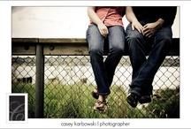 Photography >> Engagement Inspiration / by Amy Lemaniak