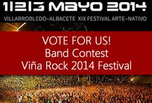 Vote for US! / by Fughu Progressive Metal Band