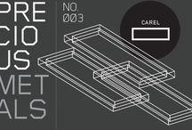 BDQ Precious Metals Mix No. 003  / by Bande des Quatres