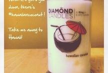 Diamond Candles / by Miki Boteler